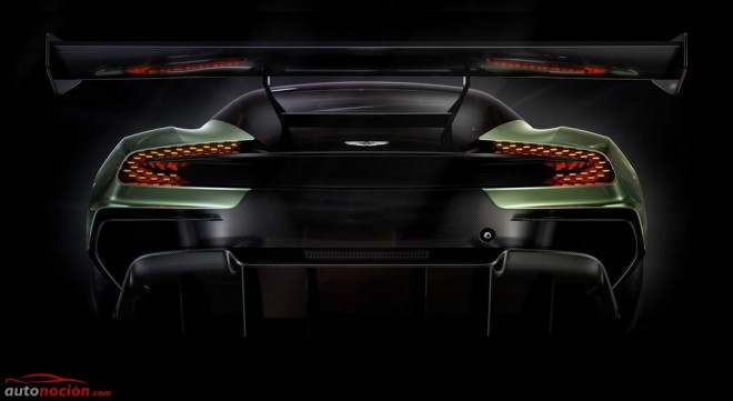 Así es el Vulcan, la respuesta de Aston Martin a LaFerrari FXX K
