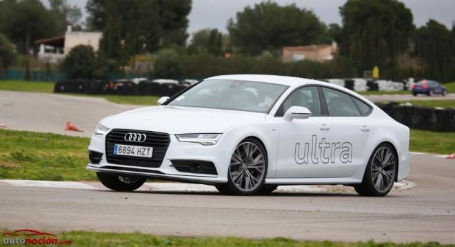 Audi ultra: Estos son los ingredientes de los cuatro aros para mejorar los consumos