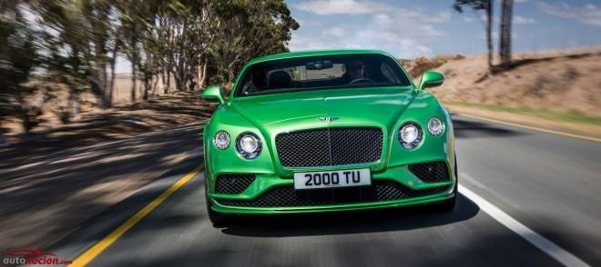El Gran Turismo por excelencia se actualiza: Novedades en el Bentley Continental