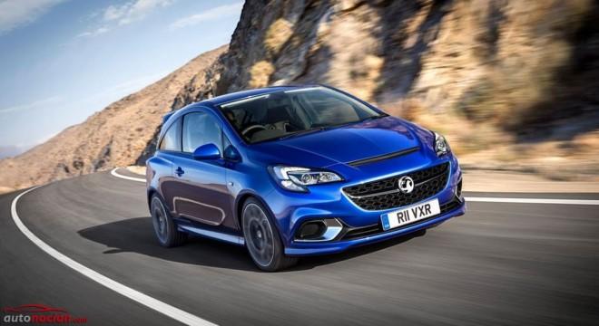 Primeras imágenes oficiales filtradas del nuevo Opel Corsa OPC