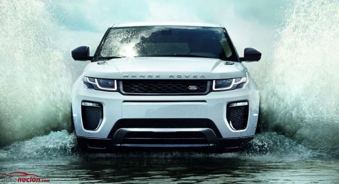 Land Rover actualiza su Best Seller: Los cambios del Evoque MY16