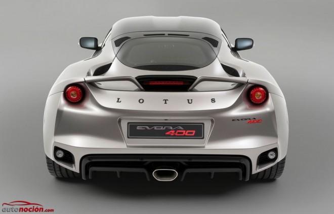 Evora 400: El Lotus de producción más rápido de la historia