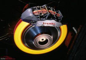 Tipos de frenos: Disco y tambor, componentes y funcionamiento
