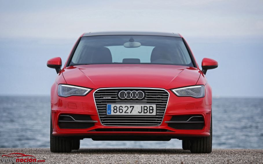 frontal audi a3