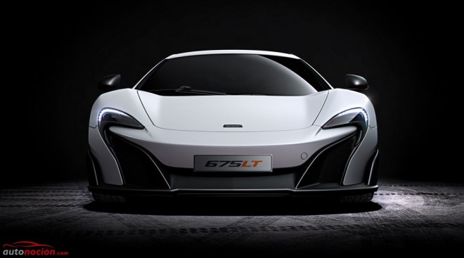McLaren 675LT: Un 650S más rápido, radical y ligero