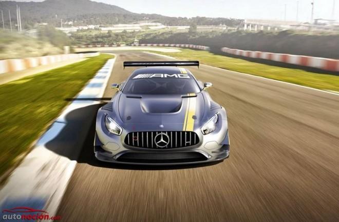 Más información del Mercedes-AMG GT3: El próximo atleta de Affalterbach debutará en 2016