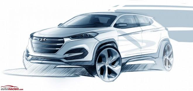 Así será el nuevo SUV compacto de Hyundai