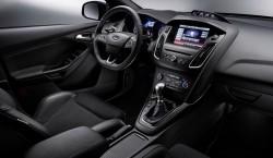 interior nuevo focus RS