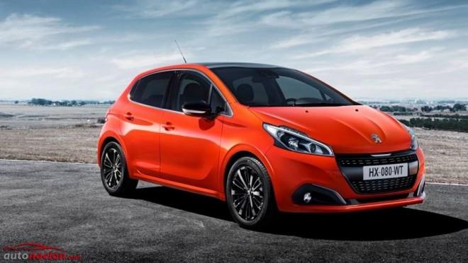 Peugeot nos enseña el renovado 208: Sutiles retoques para actualizar al superventas