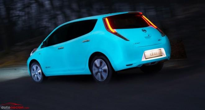 ¿Una pintura que hace que nuestro coche brille en la oscuridad?: Interesante avance en materia de seguridad