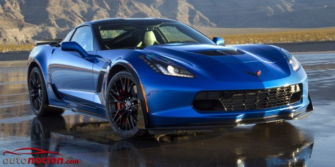 2015 Chevrolet Corvette Z06 in Las Vegas