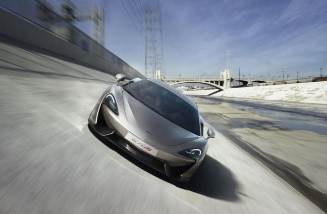 Así es el McLaren 570S Coupé: El acceso a la marca rivalizará con el 911