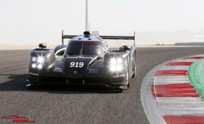 El Porsche 919 Hybrid ya acumula 18.866 km de pruebas: ¿Preparados para las 24 Horas de Le Mans?