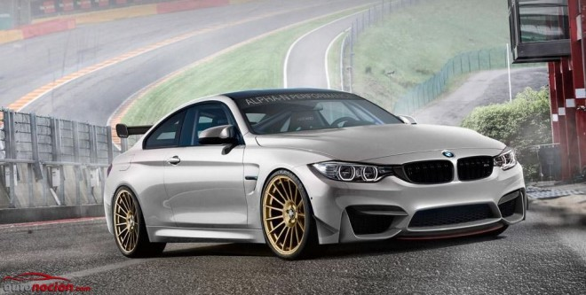 Alpha-N Performance toca el BMW M4: Fibra de carbono y 530 cv para el coupé germano