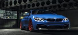 BMW M4 GTRS Superman