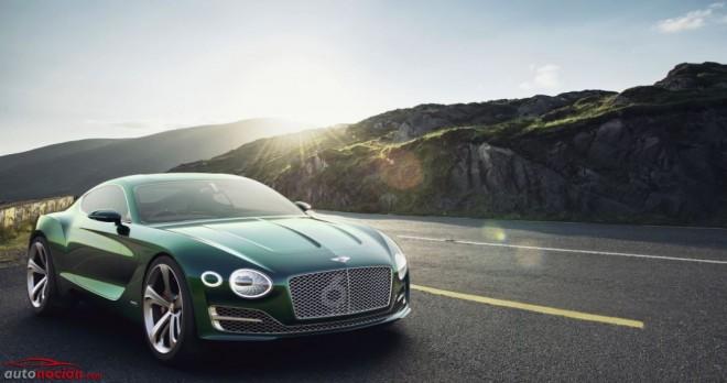 Bentley EXP 10 Speed 6: El futuro lenguaje del lujo británico