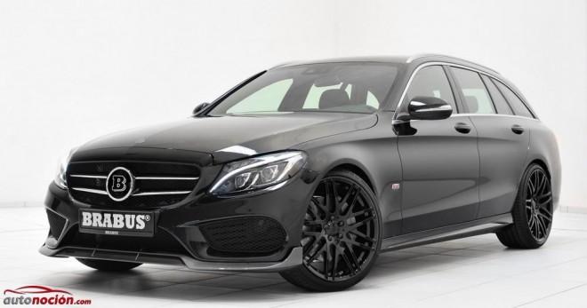 BRABUS mejora las versiones convencionales del Mercedes-Benz Clase C Estate