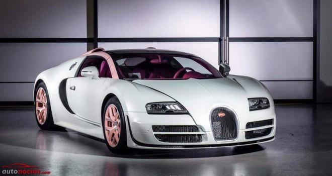 Bugatti Veyron Grand Sport Vitesse Cristal Edition, una de las últimas unidades que verá la luz (aunque quizá no debería)