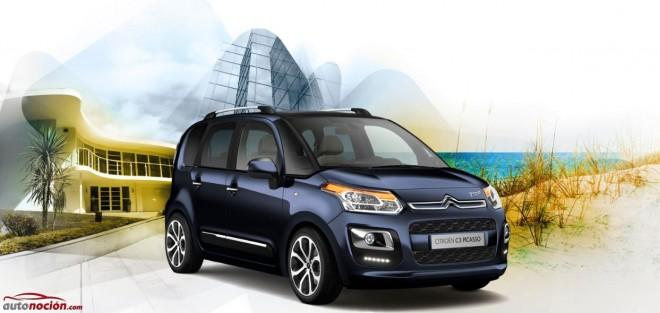 El Citroën C3 Picasso podrá montar el motor 1.2 PureTech 110 cv