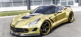 Corvette Forgiato