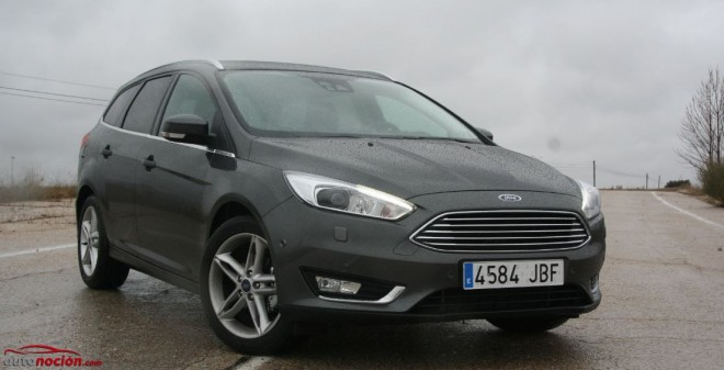Ford Focus Sportbreak 06