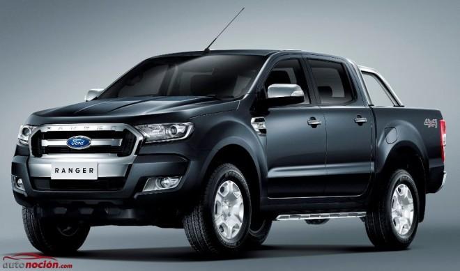 Todo lo que tienes que saber del nuevo Ford Ranger en 9 puntos