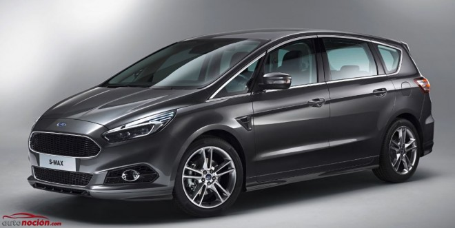 Ford S-Max S