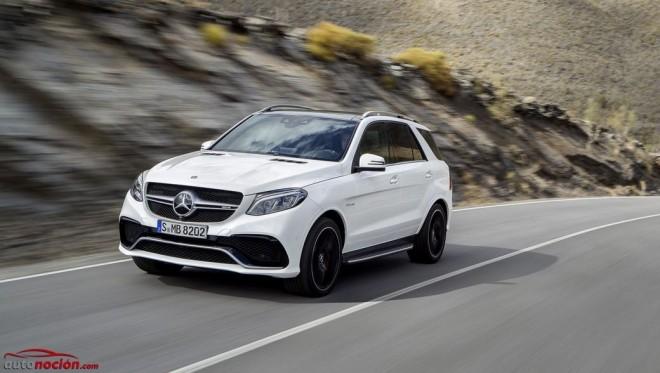 Mercedes-AMG GLE 63 S 4MATIC: Una nueva visita al gimnasio de Affalterbach