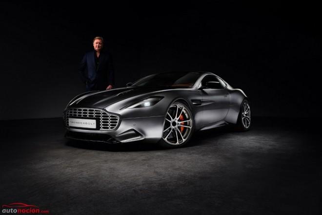 Aston Martin demanda a Fisker por el Thunderbolt, el 'GT perfecto' no les cautivó
