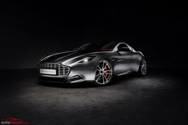 Fisker crea el Thunderbolt, un Aston Martin Vanquish V12 perfecto