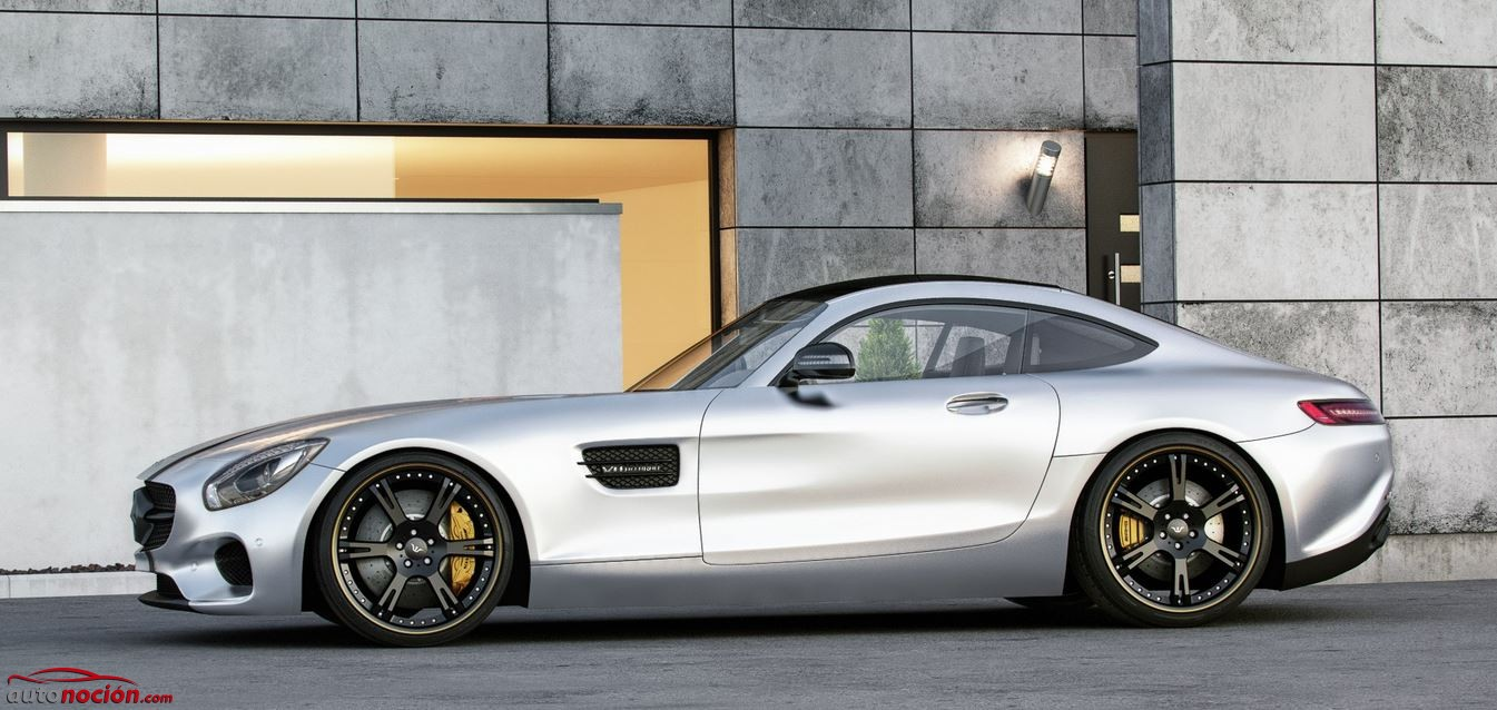 Mercedes-Benz AMG GT Wheelsandmore 06