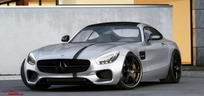 Wheelsandmore mete mano al Mercedes-AMG GT y lo deja con 600 cv