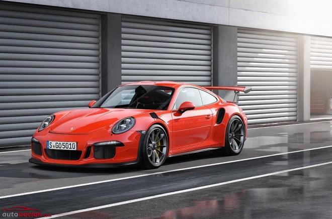 Porsche 911 GT3 RS, pura esencia racing también para el día a día