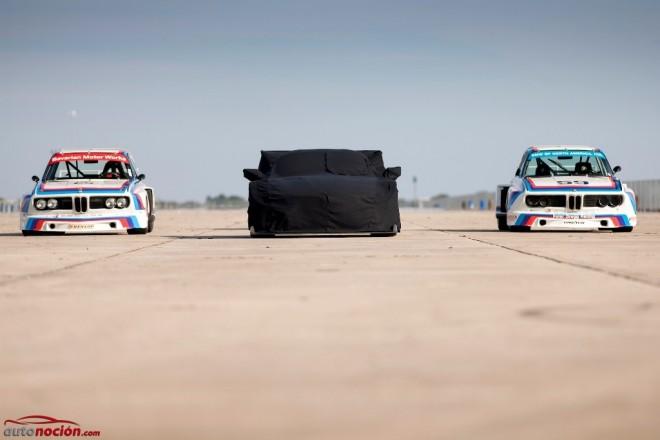 BMW dará a conocer un 3.0 CSL inspirado en los actuales Z4 GTLM durante el Amelia Island Concours d'Elegance