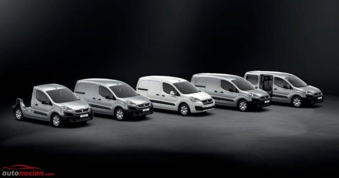 Nuevas Peugeot Partner y Peugeot Partner Tepee: el vehículo funcional y de ocio de PSA