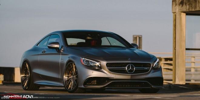 RENNtech retoca al Mercedes-Benz Clase S Coupé 63 AMG: Ahora con 701 cv y 1.137 Nm de par