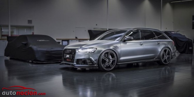 RS6 R ABT
