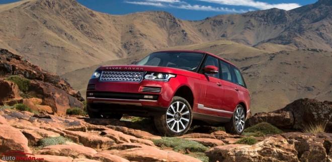 Range Rover MY16: Las mejoras al descubierto