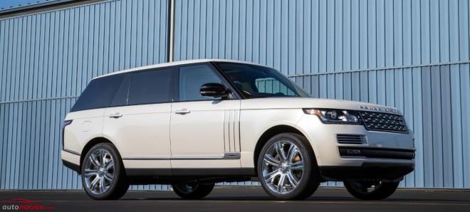 Los Range Rover Autobiography cumplen 21 años: Dos décadas de exquisito lujo británico