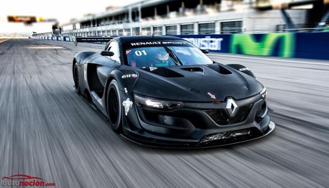 ¿Un Renault Sport R.S. 01 con el motor de un GT-R retocado por NISMO como premio?, ¿dónde hay que firmar?