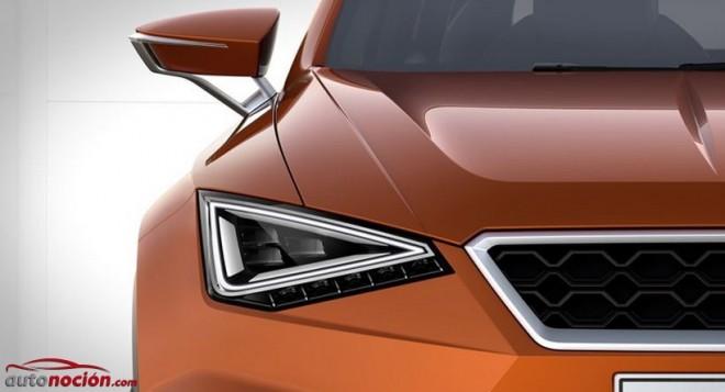 Esta es la primera imagen del concept en el que podría basarse el SUV de SEAT