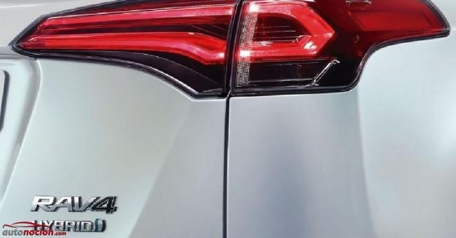 Toyota amplía su gama de híbridos con la llegada del RAV4 Hybrid