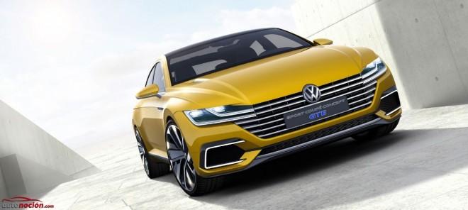 Conoce a fondo al Volkswagen Sport Coupé Concept GTE