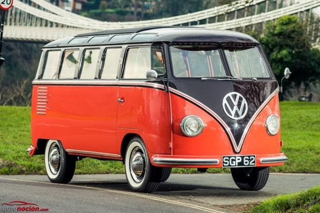 La Volkswagen Transporter cumple 65 primaveras ¡Felicidades 'Bulli'!