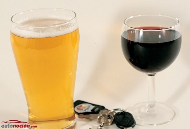 Insólito: Conduce en estado de embriaguez y llama a la policía para confesar