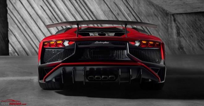 Así es el Aventador LP 750-4 Superveloce: La encarnación más pura del ADN de Lamborghini