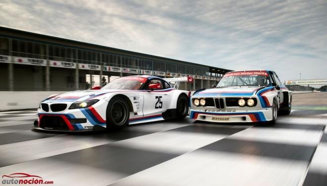 ¿Un BMW Z4 GTLM con la piel de un BMW 3.0 CSL?: Recordando su primera victoria en Sebring