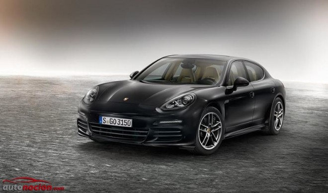 Porsche Panamera Edition: Más equipamiento para el Gran Turismo de Stuttgart