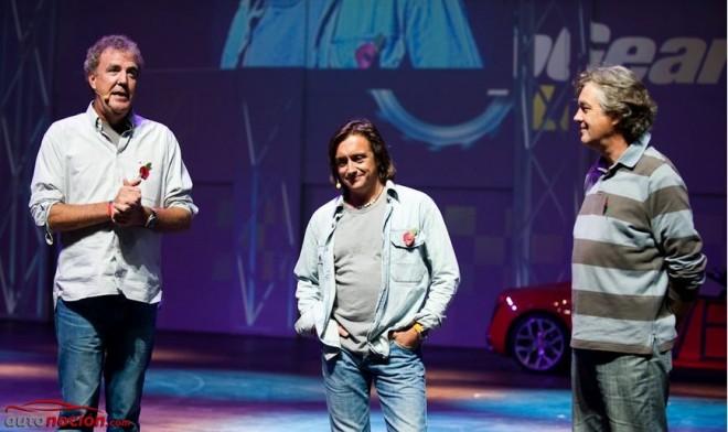 ¿Podría estar el trío de Top Gear planeando un nuevo programa?: Eso parece…