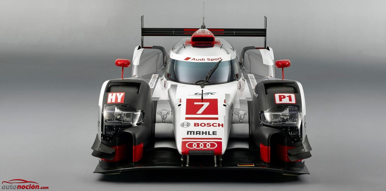 frontal audi r18